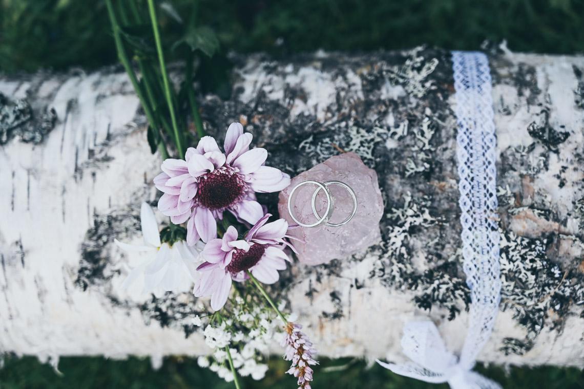 johan och jonna jintons bröllop ringar vigselringar handgjorda i silver