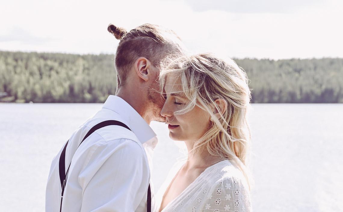 Johan och Jonna Jintons bröllop närbilder priser bröllopsfotograf