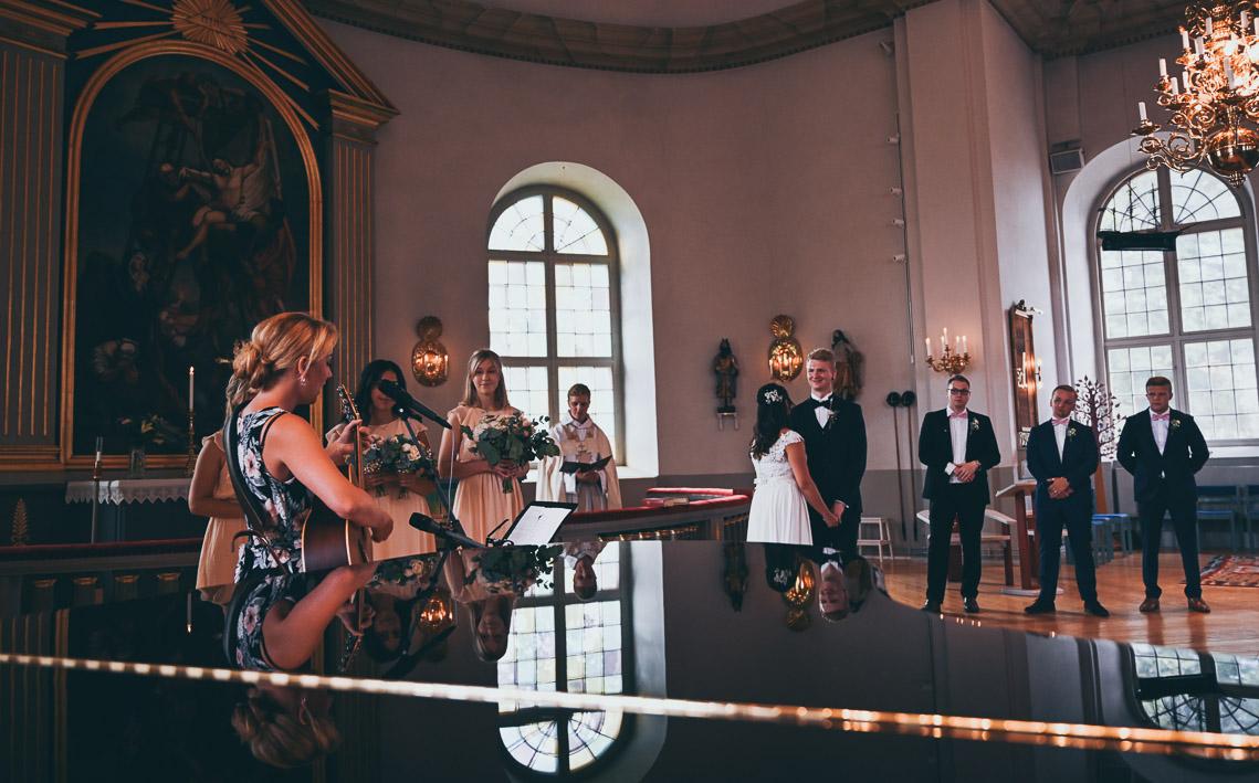 kyrkovigsel i Mönsterås
