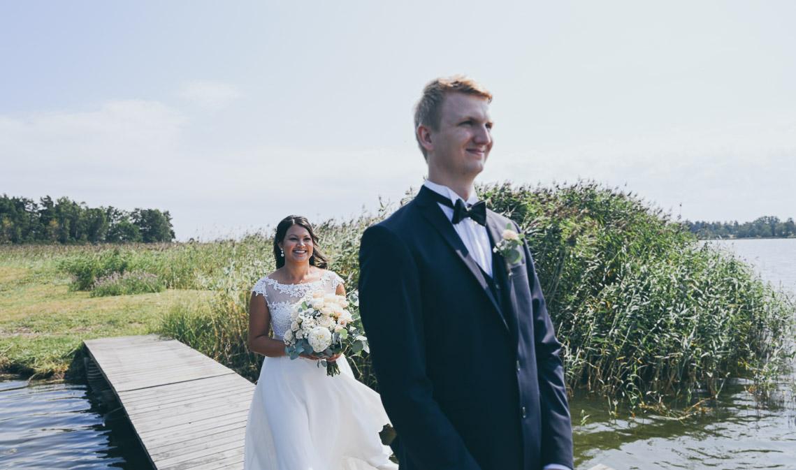 first look bröllop i Mönsterås