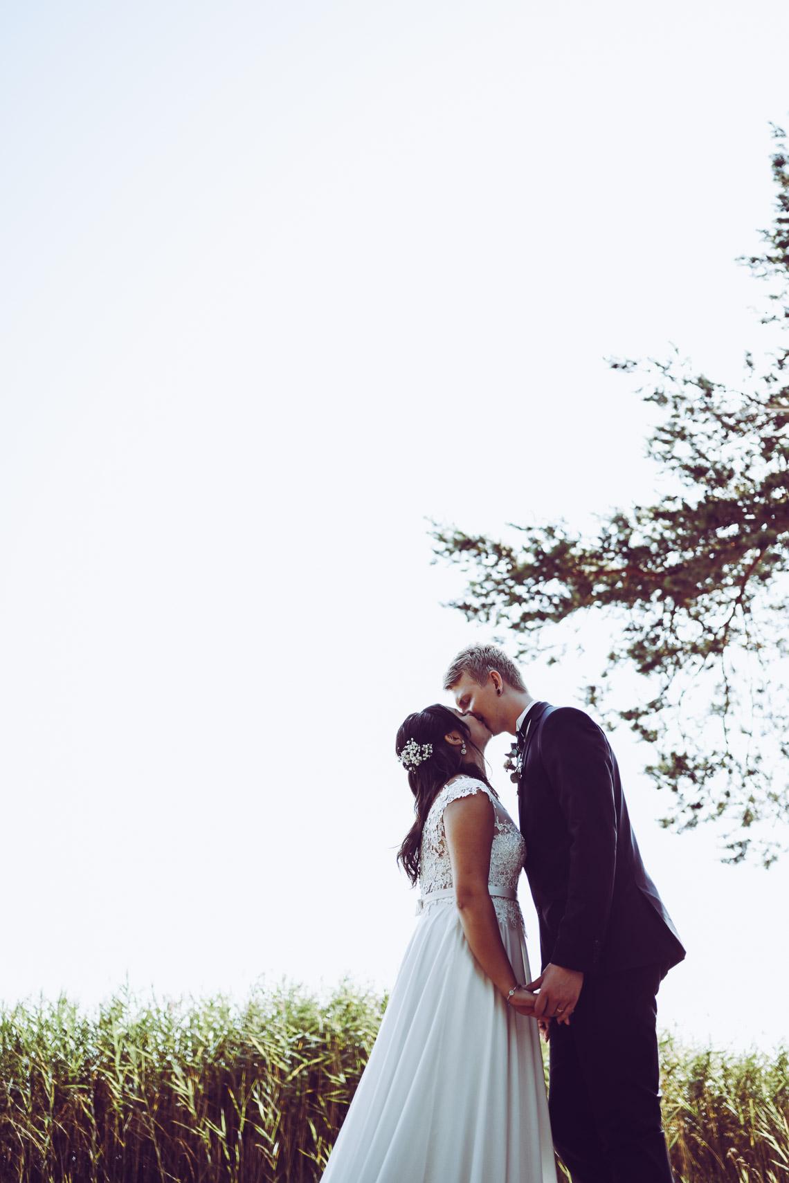 rustikt bröllop i Mönsterås och Oknö