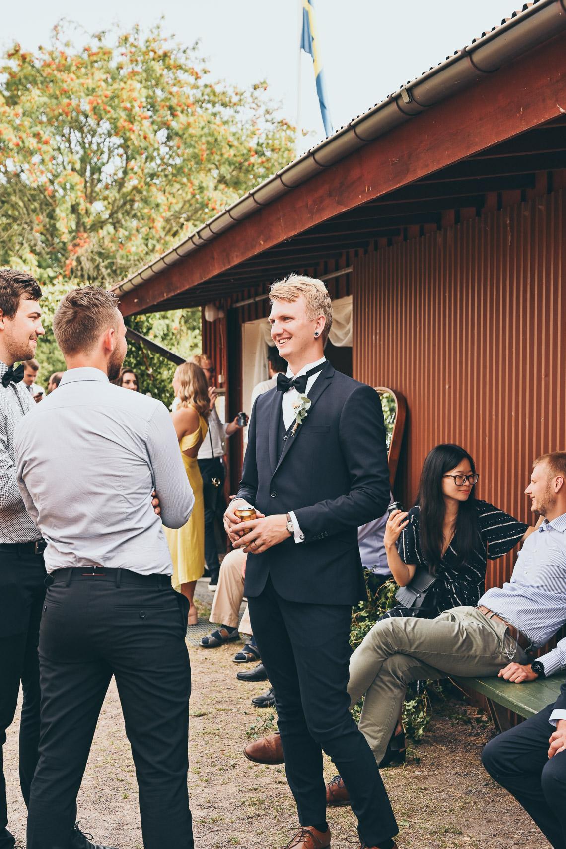 kaffetorpet bröllop Oknö