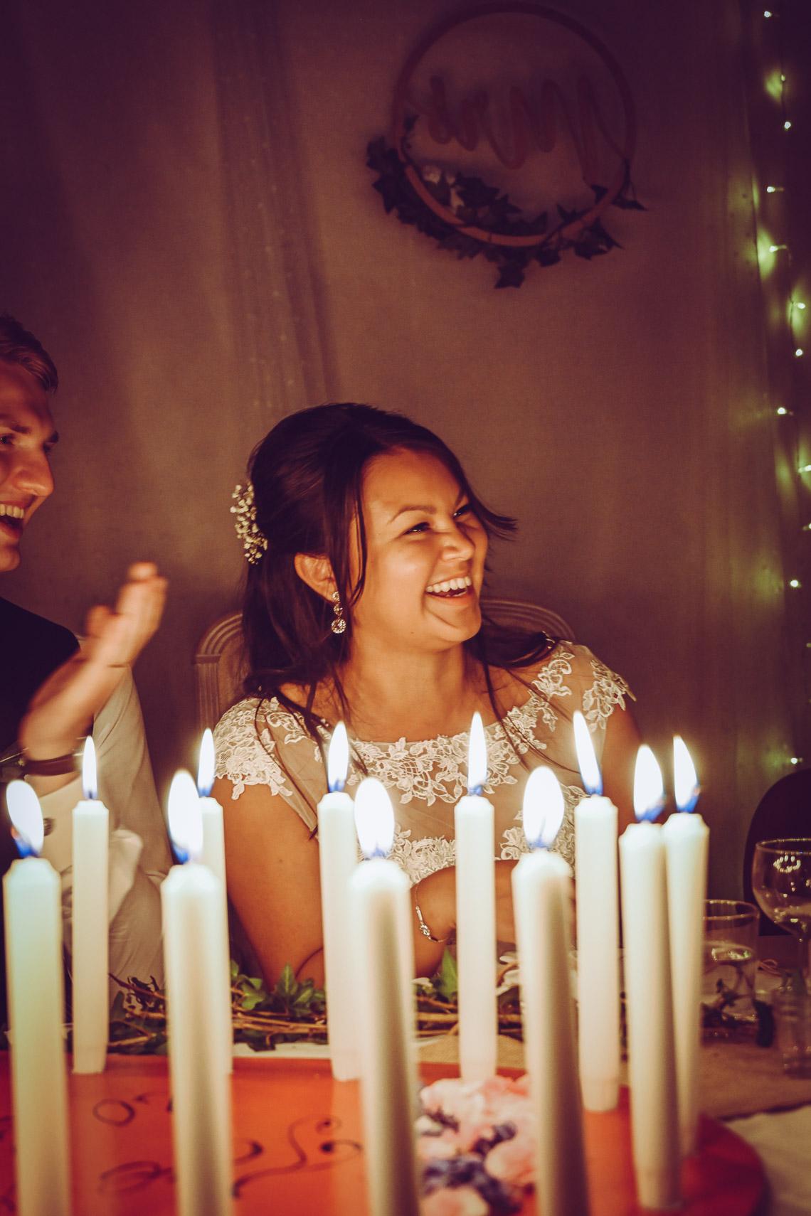 rustikt bröllop i Mönsterås och Oknö kaffetorpet