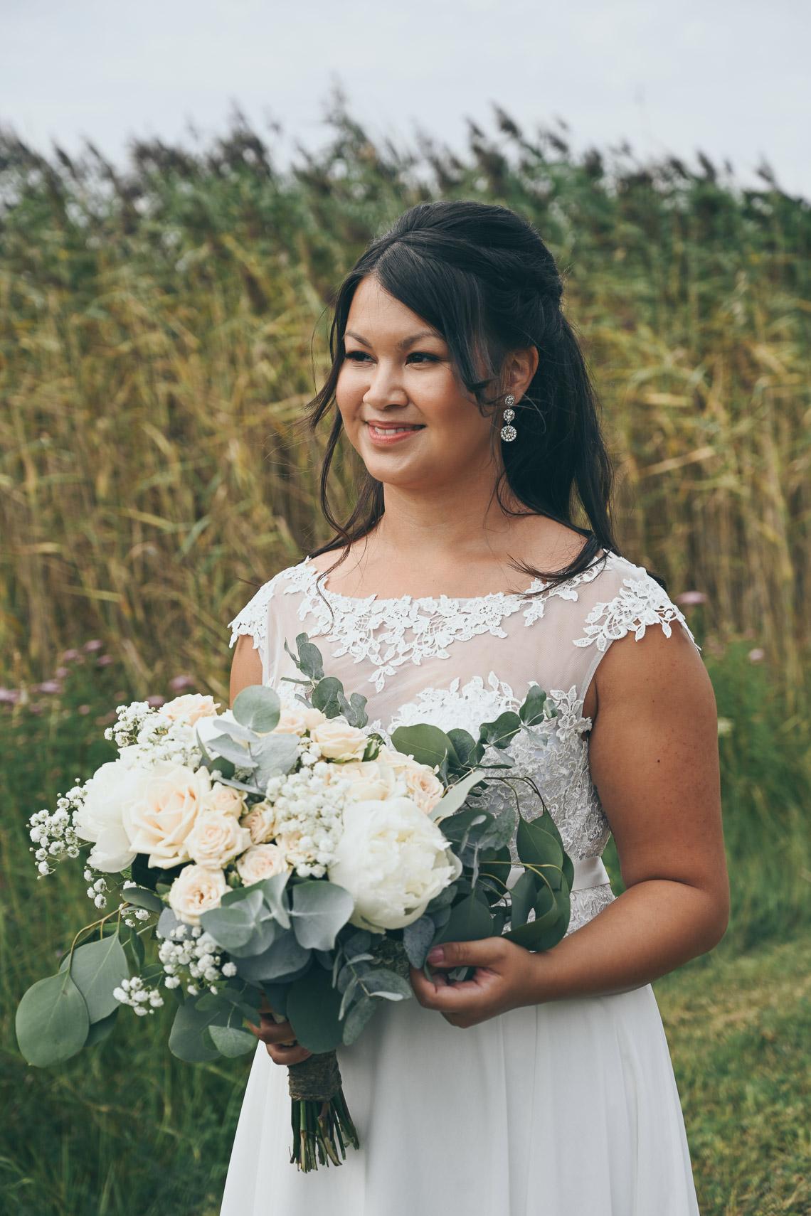 Brudporträtt fotograf Sandra Hila