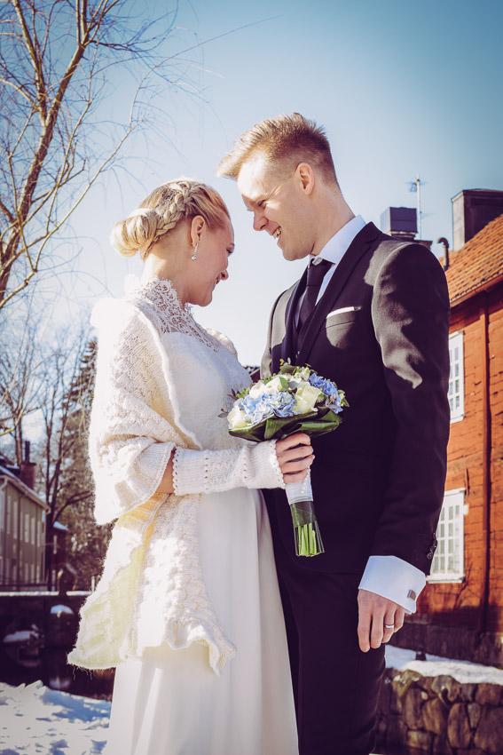 Vinterbröllop i Eksjö vintagebröllop