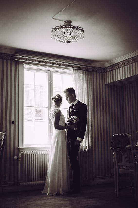 Vinterbröllop i Eksjö vintagebröllop bröllop på Vaxblekaregården