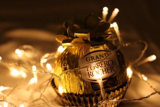 gåvor till bröllopsgästerna
